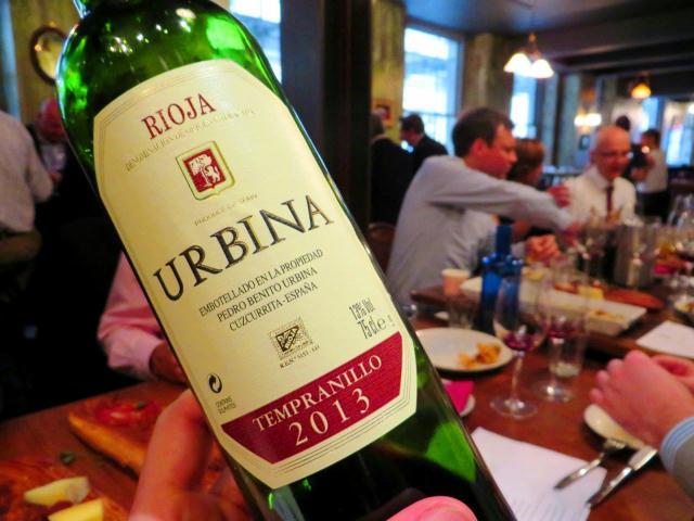 Urbina - Tây Ban Nha
