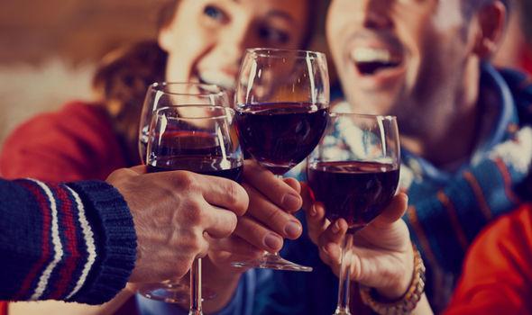 Rượu vang ngăn ngừa trầm cảm