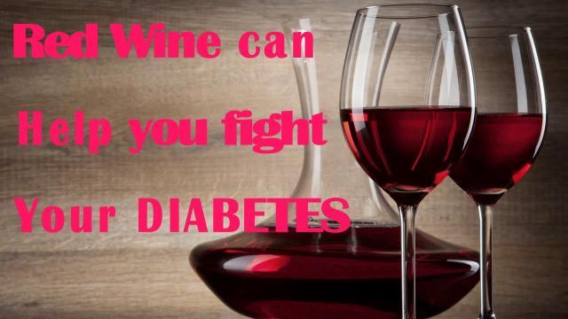 Rượu vang ngăn ngừa tiểu đường