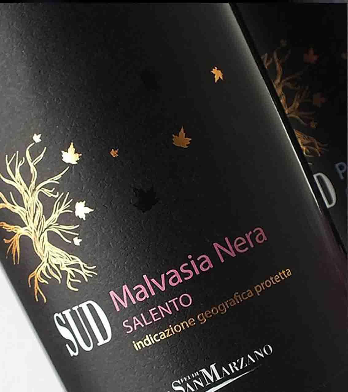 Kết quả hình ảnh cho vang ý sud malvasia nera